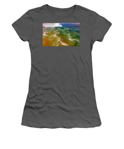 Sea Foam 3 Women's T-Shirt (Athletic Fit)