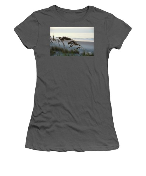 Sea Oats Women's T-Shirt (Athletic Fit)