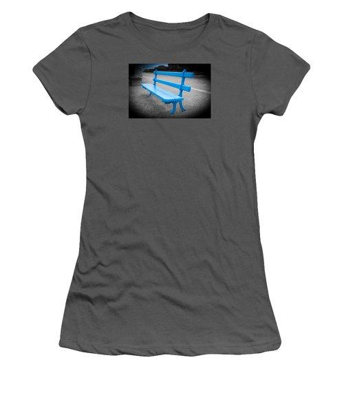Seaside Resting Place Women's T-Shirt (Junior Cut) by Helen Northcott