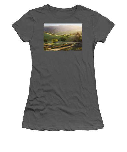 Sedgwick Sunrise Women's T-Shirt (Athletic Fit)