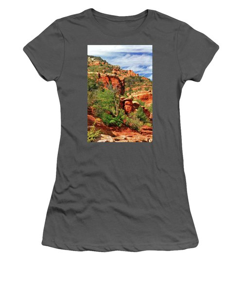 Sedona I Women's T-Shirt (Athletic Fit)