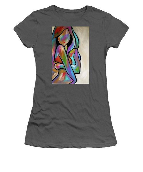Sensual Calm Women's T-Shirt (Athletic Fit)