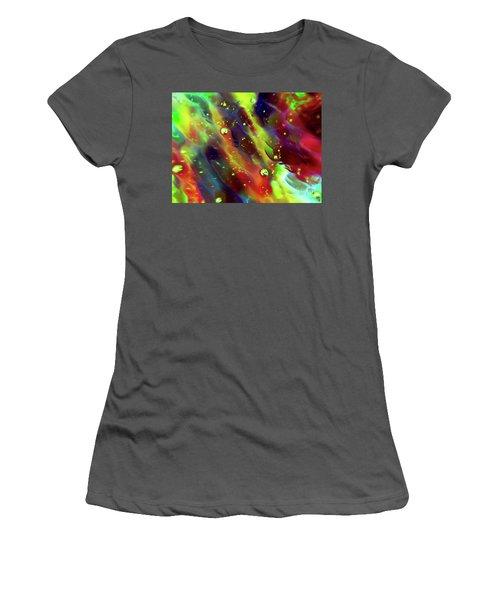 Sensual Illusion Women's T-Shirt (Athletic Fit)