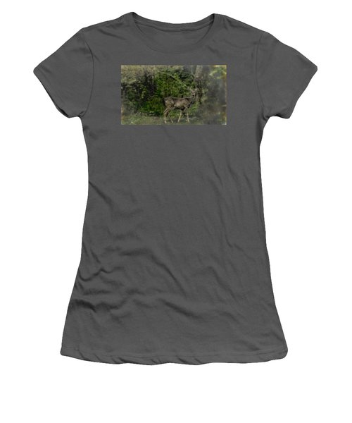 Separated And Diseased Women's T-Shirt (Athletic Fit)