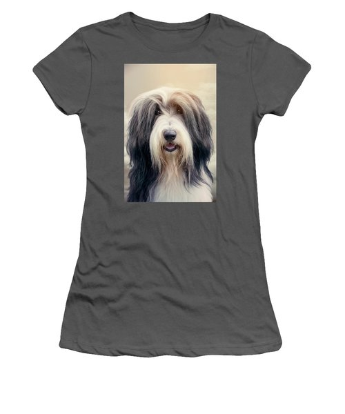 Shaggy Dog Women's T-Shirt (Athletic Fit)