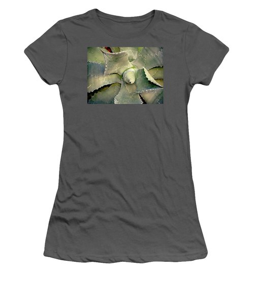 Sharp Embrace 8 Women's T-Shirt (Athletic Fit)