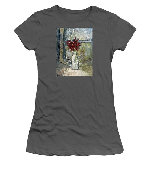 She Soaked In The Sun Women's T-Shirt (Junior Cut) by Kirsten Reed