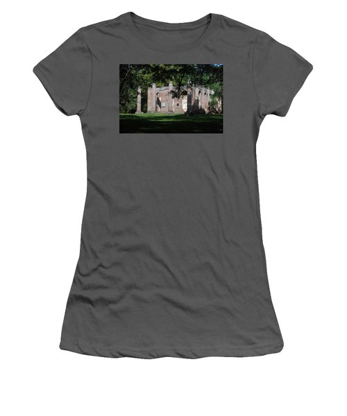 Sheldon Church 7 Women's T-Shirt (Junior Cut) by Gordon Mooneyhan