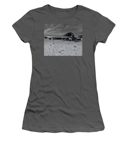 Shepherds Work Women's T-Shirt (Athletic Fit)