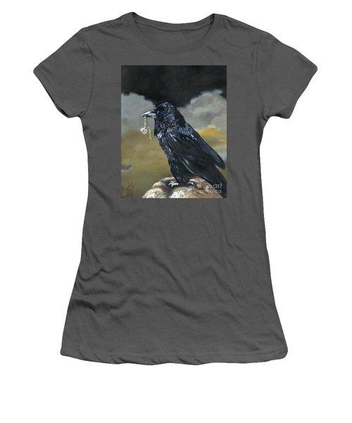 Shiny Women's T-Shirt (Athletic Fit)