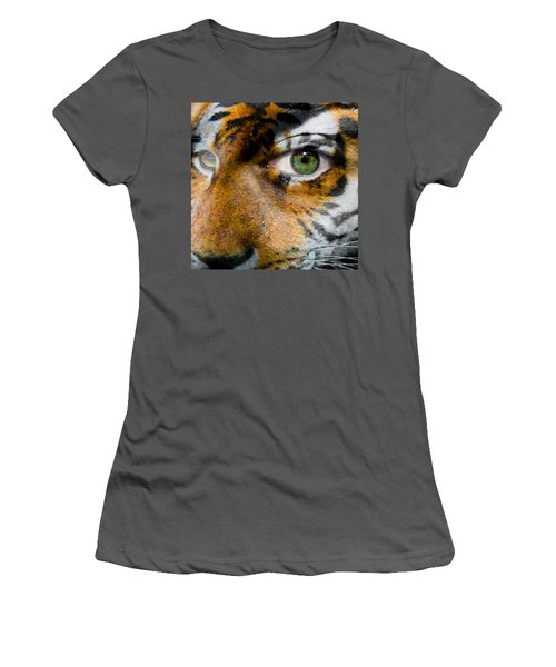 Siberian Man Women's T-Shirt (Athletic Fit)