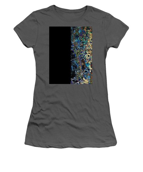 Silence Women's T-Shirt (Athletic Fit)