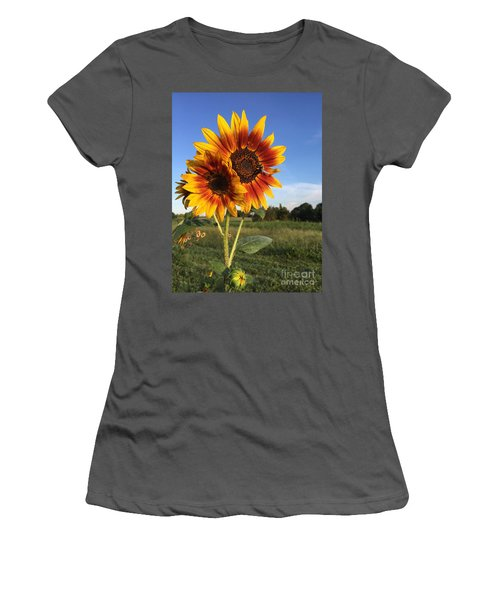 Simple Beauty Women's T-Shirt (Athletic Fit)