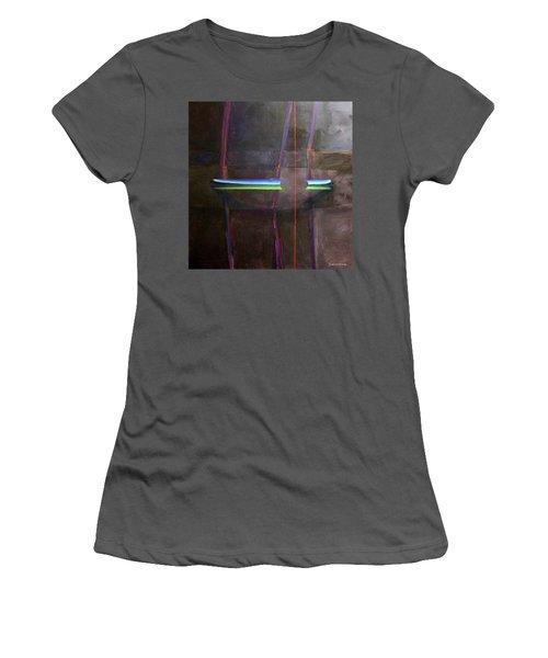 Singularity Alpha Women's T-Shirt (Athletic Fit)