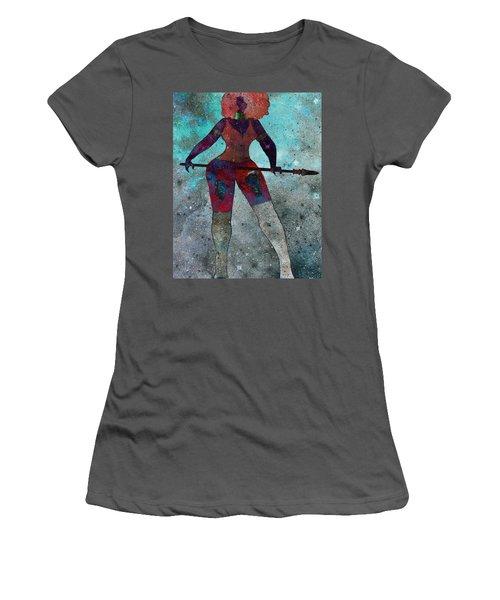 Sistawarrior Women's T-Shirt (Athletic Fit)