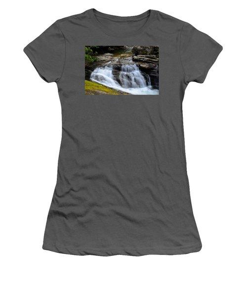 Skinny Dip Falls Women's T-Shirt (Athletic Fit)