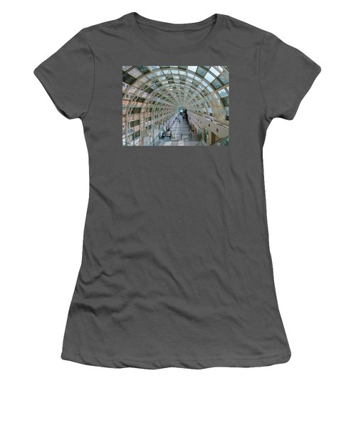 Sky Walk Toronto Women's T-Shirt (Athletic Fit)