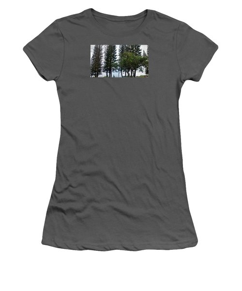 Skybound Women's T-Shirt (Athletic Fit)