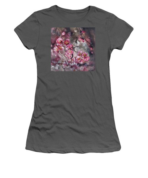 Small Universe Women's T-Shirt (Athletic Fit)
