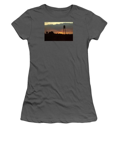 Smoke Filled Women's T-Shirt (Athletic Fit)