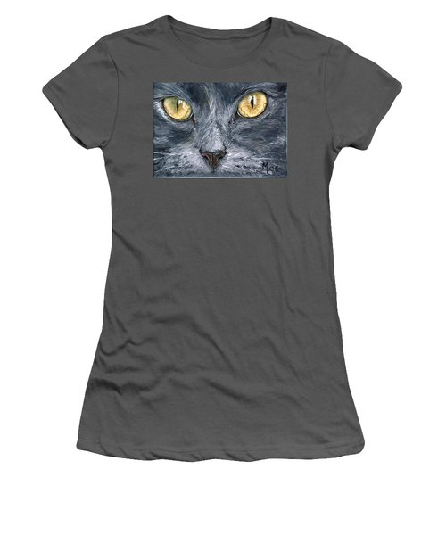 Smokey Women's T-Shirt (Athletic Fit)