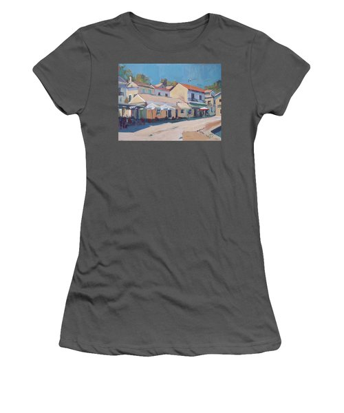 Snackbar Europe Loggos Women's T-Shirt (Athletic Fit)