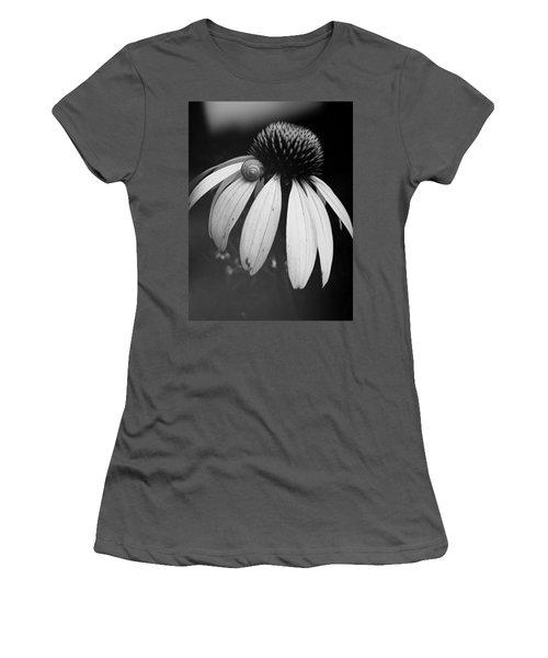 Snail Women's T-Shirt (Junior Cut) by Sharon Jones