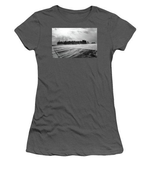 Snl-4 Women's T-Shirt (Athletic Fit)
