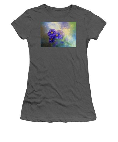 Solanum Women's T-Shirt (Junior Cut) by Eva Lechner