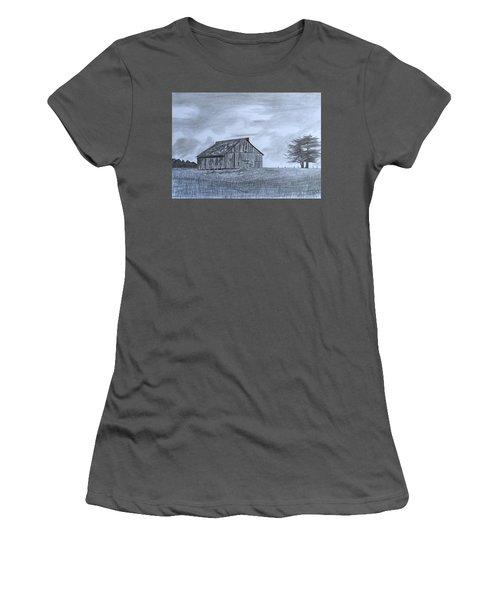Solitude  Women's T-Shirt (Junior Cut) by Tony Clark