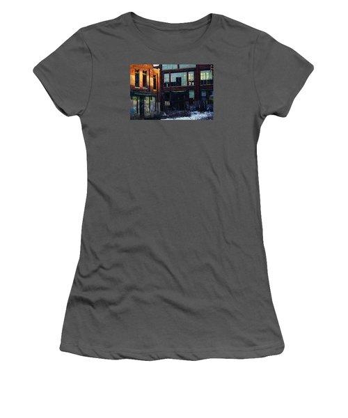 Solvay Coke Women's T-Shirt (Athletic Fit)