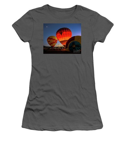 Sound Retreat Women's T-Shirt (Athletic Fit)