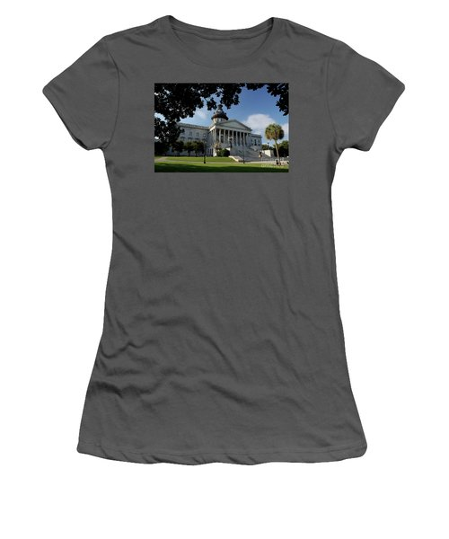 South Carolina State House 2 Women's T-Shirt (Junior Cut) by Michael Eingle