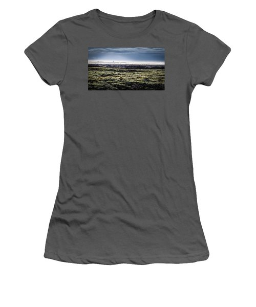 South West Iceland Women's T-Shirt (Athletic Fit)