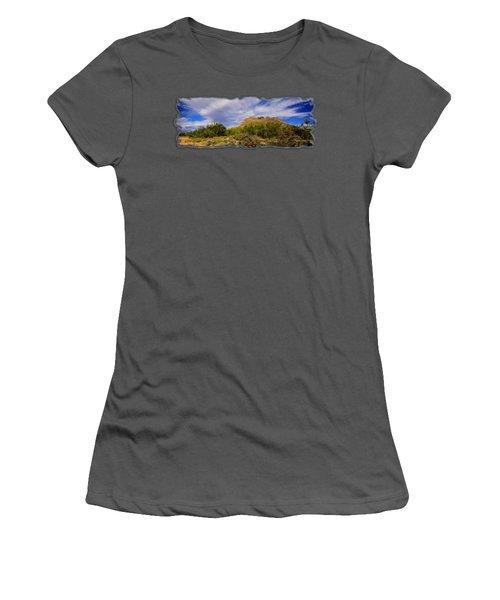 Southwest Summer P12 Women's T-Shirt (Junior Cut) by Mark Myhaver