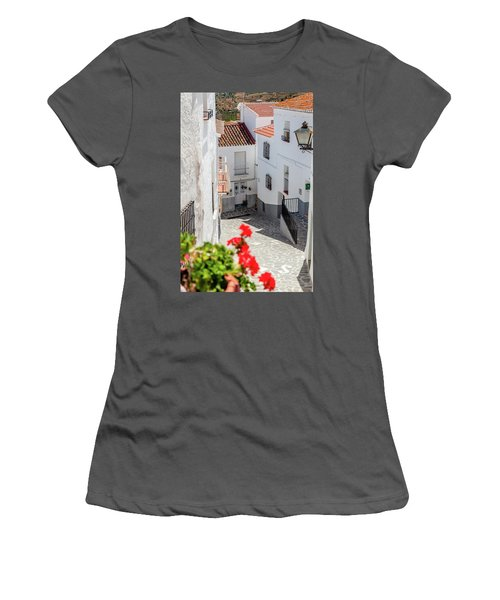 Spanish Street 3 Women's T-Shirt (Athletic Fit)