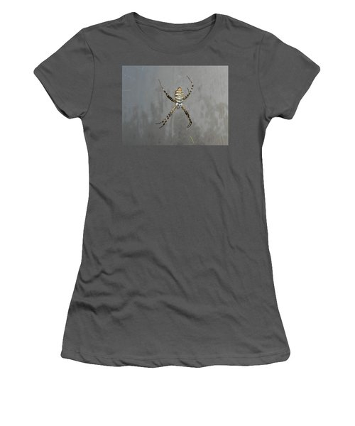 Spider Women's T-Shirt (Athletic Fit)