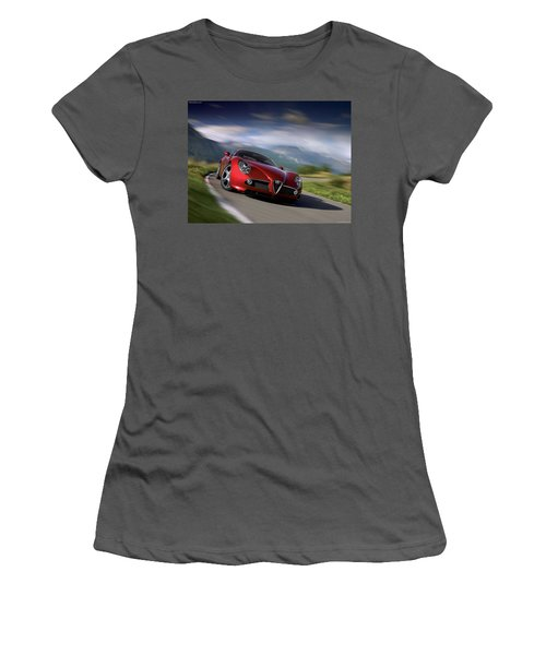 Sport Women's T-Shirt (Athletic Fit)