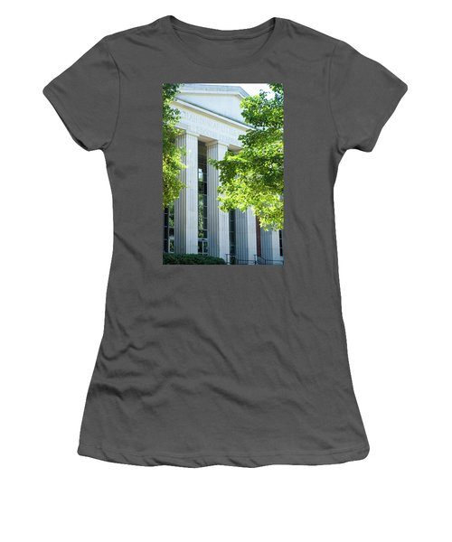 Women's T-Shirt (Junior Cut) featuring the photograph Spring At Uga by Parker Cunningham