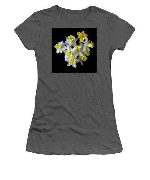 Spring Bouquet Women's T-Shirt (Athletic Fit)