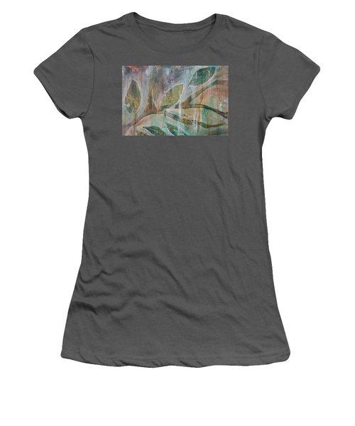 St Fancis 1 Women's T-Shirt (Athletic Fit)