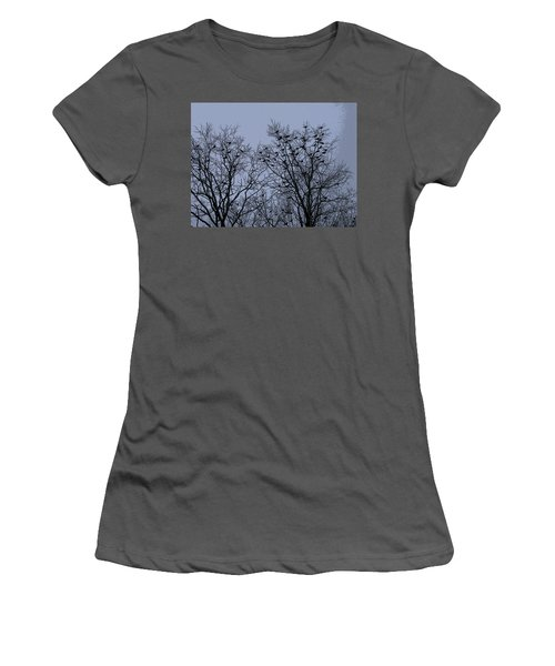 Starlings Women's T-Shirt (Athletic Fit)