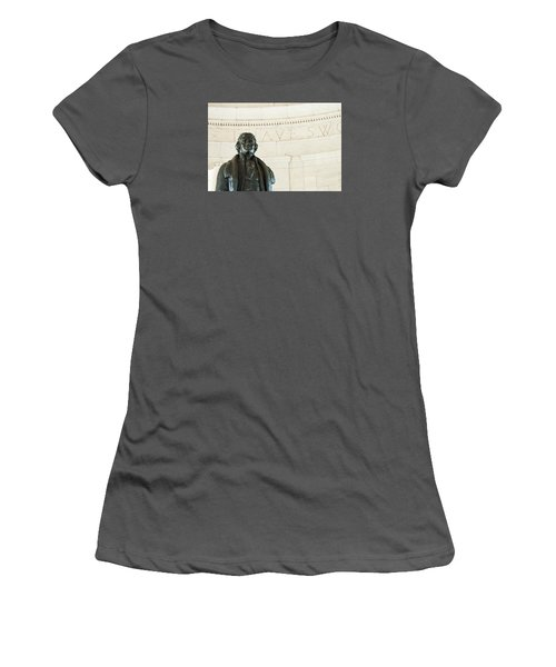 Stately Profile Women's T-Shirt (Athletic Fit)