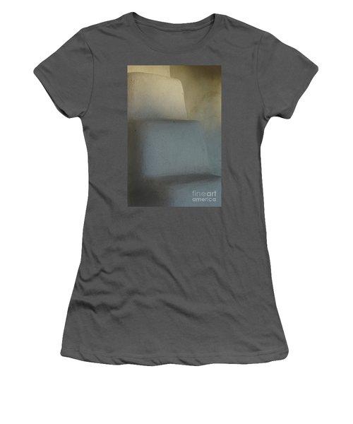 Step Up Women's T-Shirt (Junior Cut) by Vicki Pelham