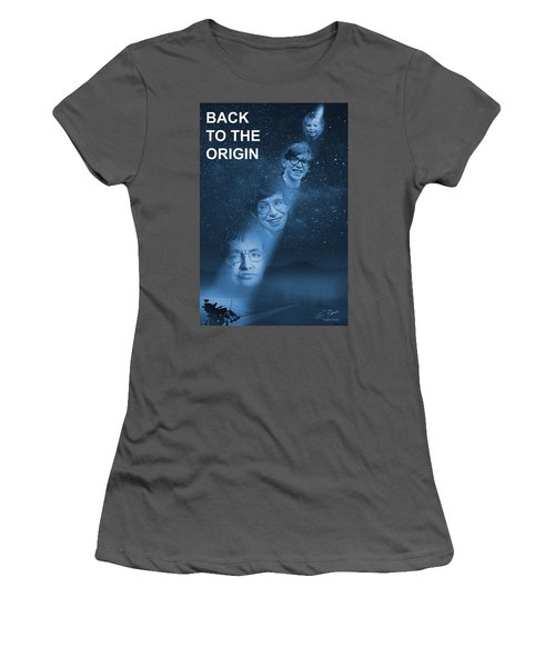 Stephen Women's T-Shirt (Athletic Fit)