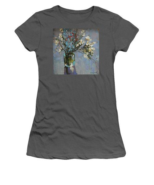 Still Life. Love Does Not Love.... Women's T-Shirt (Athletic Fit)