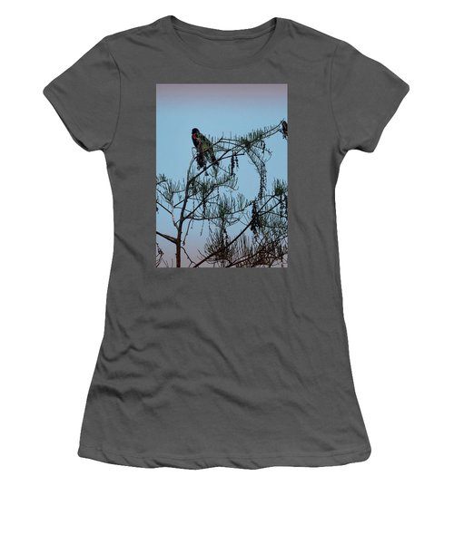 Stillness Women's T-Shirt (Athletic Fit)