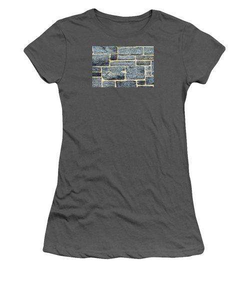 Stonewalling Women's T-Shirt (Junior Cut) by Sandy Taylor
