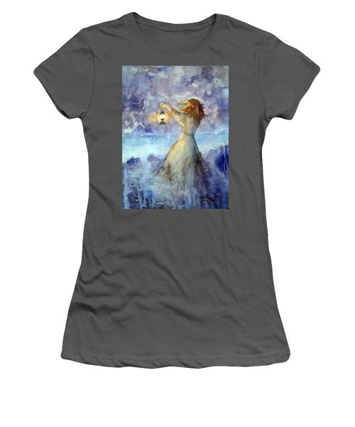 Storm... Women's T-Shirt (Athletic Fit)