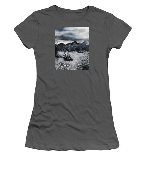 Stormy Day 2 Women's T-Shirt (Athletic Fit)